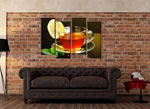 Чай с лимоном2