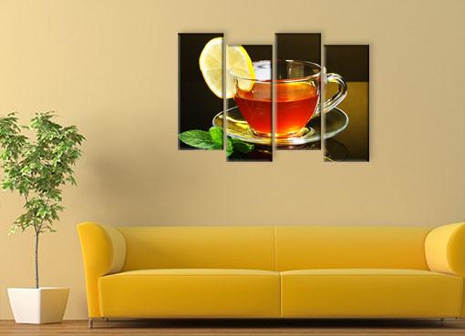 Чай с лимоном3