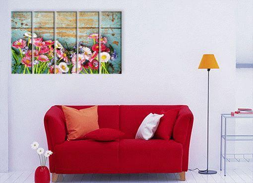 Деревенские хризантемы3