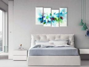 Голубой цветок2