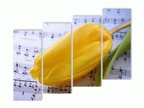 Музыкальный тюльпан
