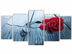 Одинокая роза