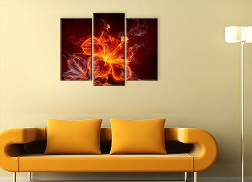 Огненный цветок2