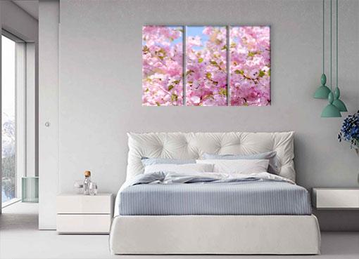 Розовая весна