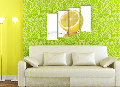 Сочный лимон