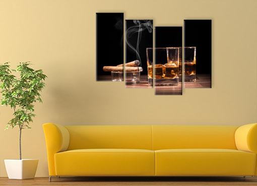 Виски и сигары