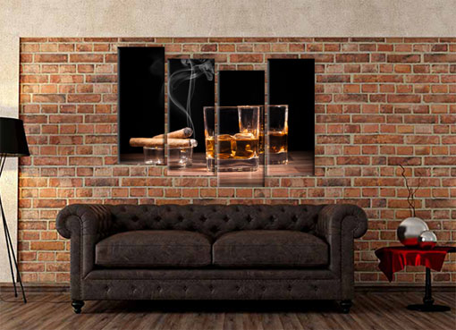 Виски и сигары3