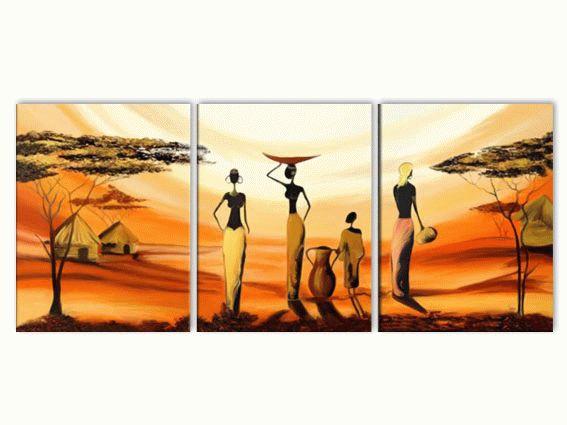 Жители Африки