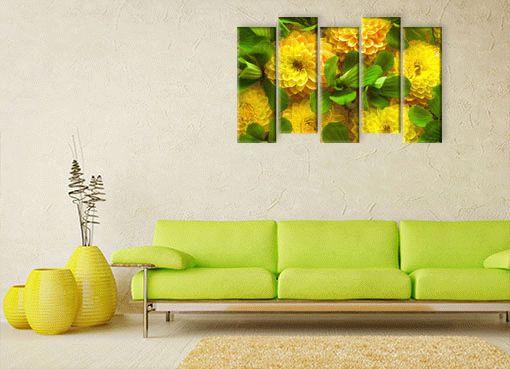 Жёлтые цветы2