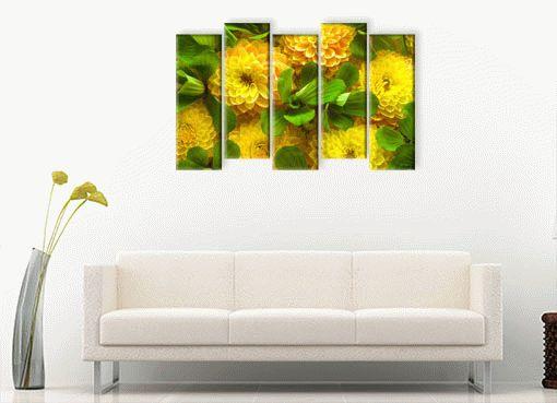 Жёлтые цветы3