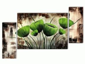 Зелёные цветы
