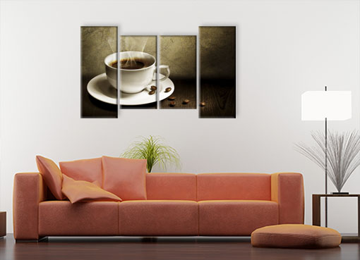 бодрящий кофе