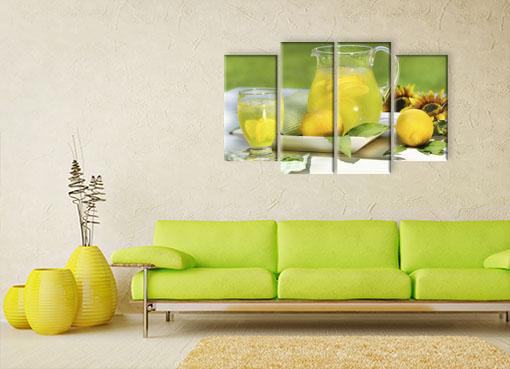 лимонный день