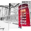 лондонская зима