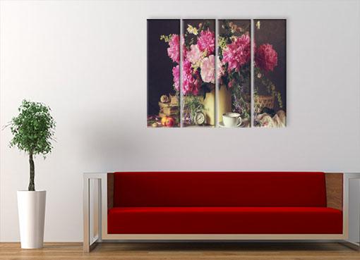 цветочный рай11
