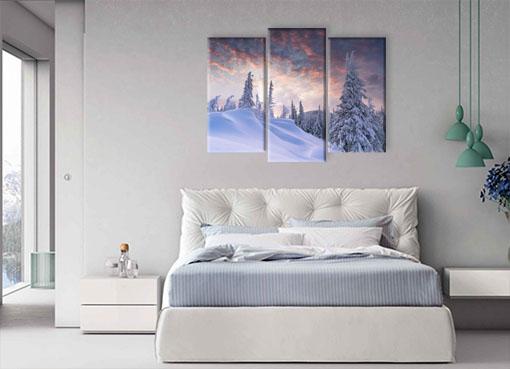 зимний лес1