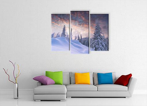 зимний лес3