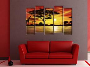 Африка на закате (1)