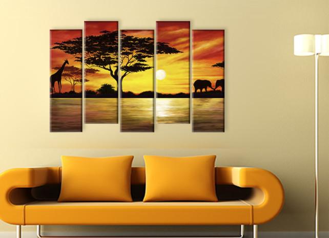 Африка на закате (3)