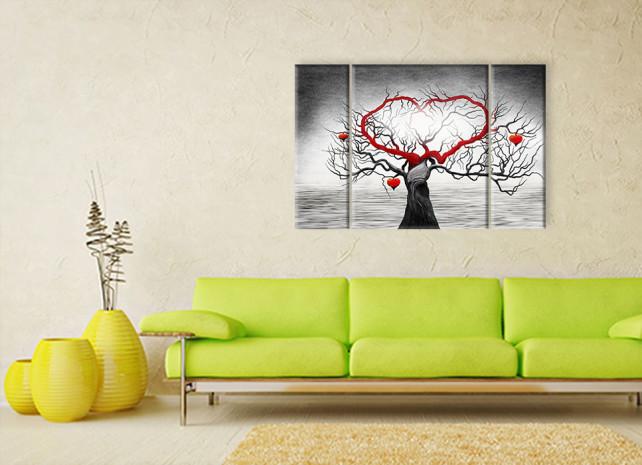 дерево сердце 2