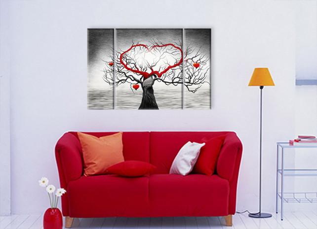 дерево сердце 3