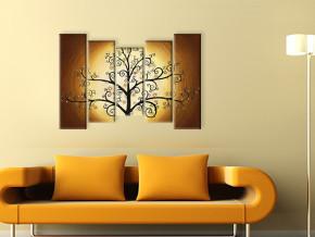 дерево в золотом 2