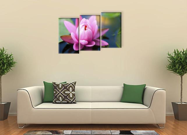 розовая лилия2