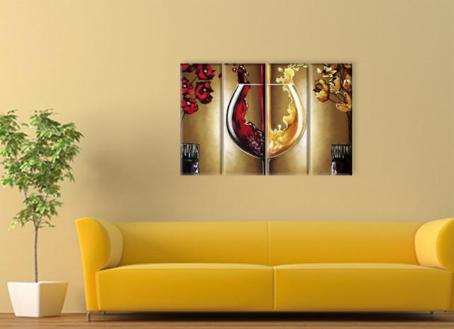 вино и золото