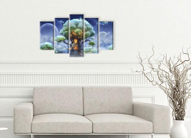 волшебное дерево2