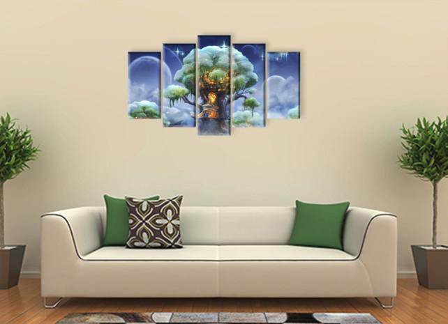 волшебное дерево3