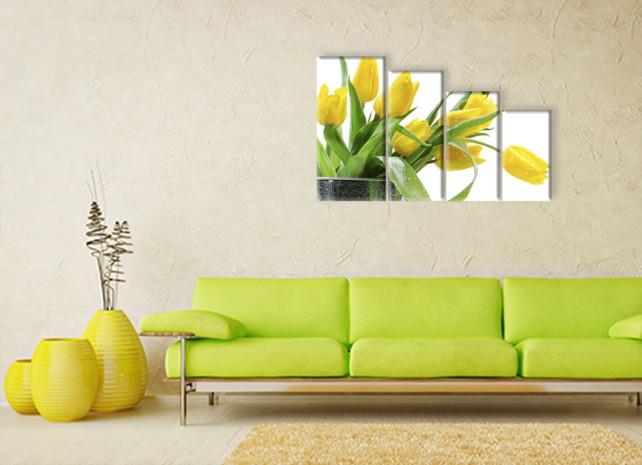 желтые тюльпаны3