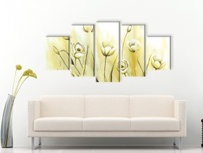 белые тюльпаны 1