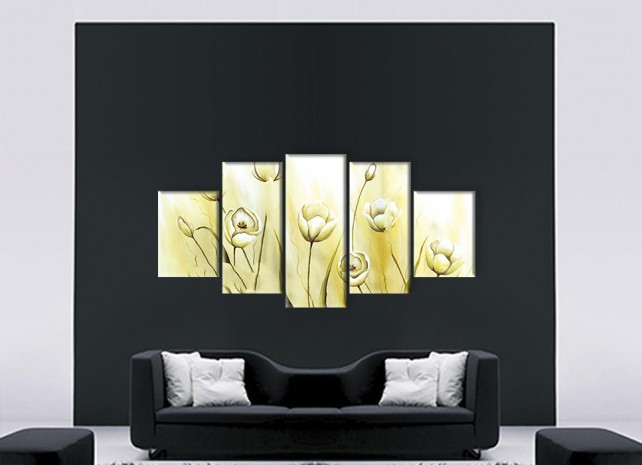 белые тюльпаны 2
