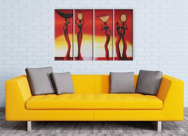 четыре африканки 2