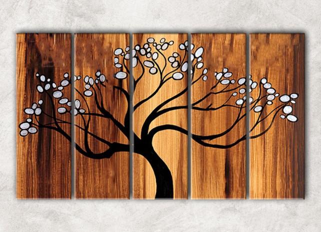 денежное дерево с фоном