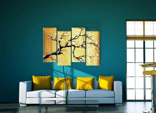 дерево вишни 2