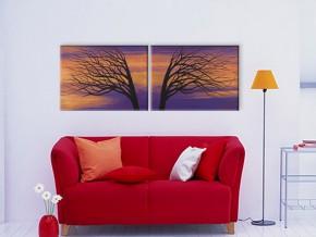 два дерева 2