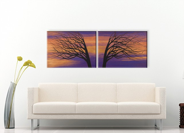 два дерева 3