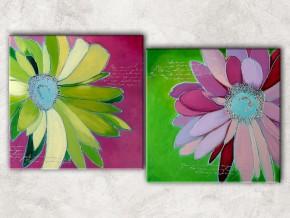 контраст цветов с фоном