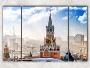 кремль с фоном