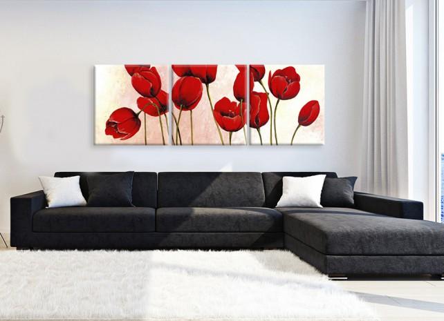 нежные тюльпаны 1
