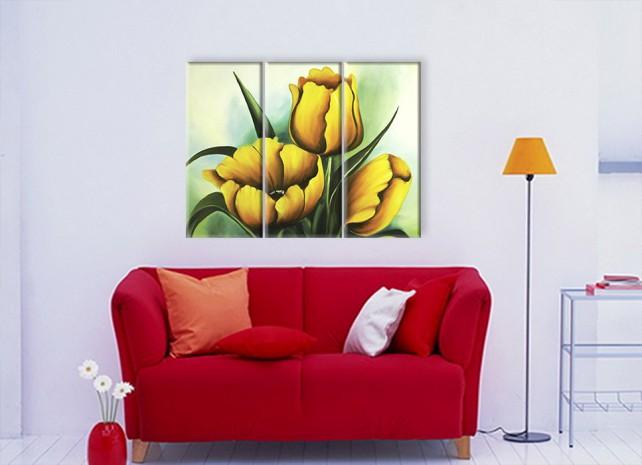 праздничные тюльпаны 2