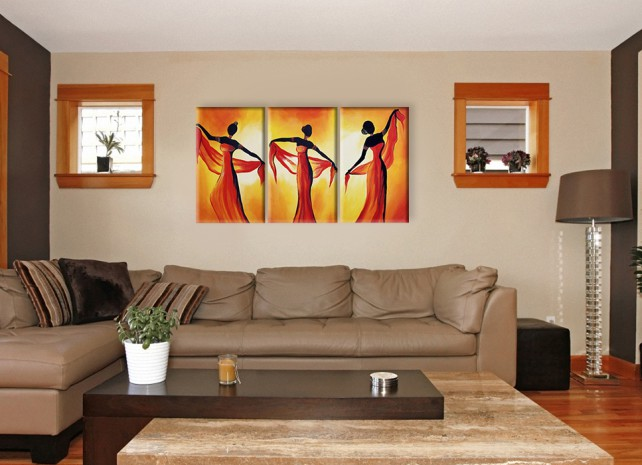 три танцовщицы 1