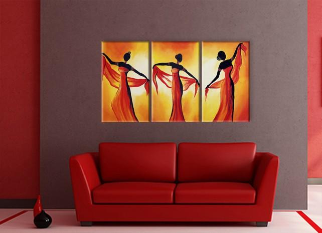 три танцовщицы 3