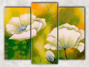 весенние цветы с фоном