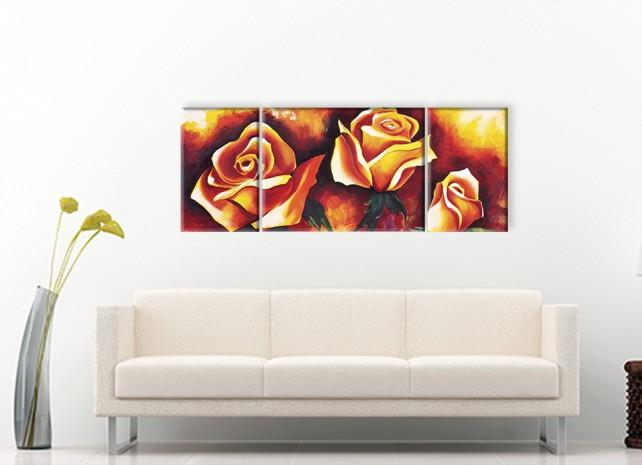 живописные розы 1