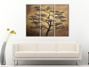 дерево на золотом 1