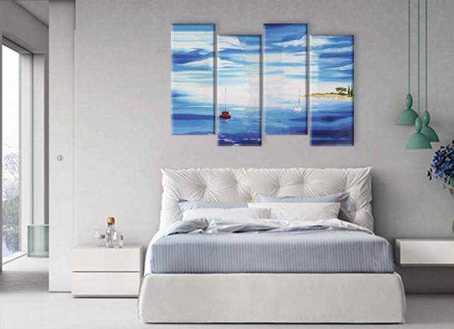 голубое море 1
