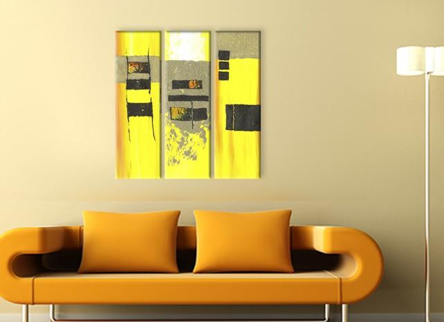 жёлтое и чёрное 2