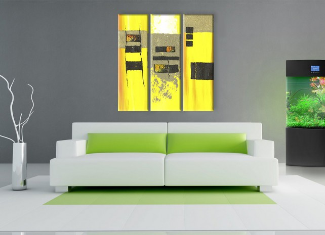 жёлтое и чёрное 3